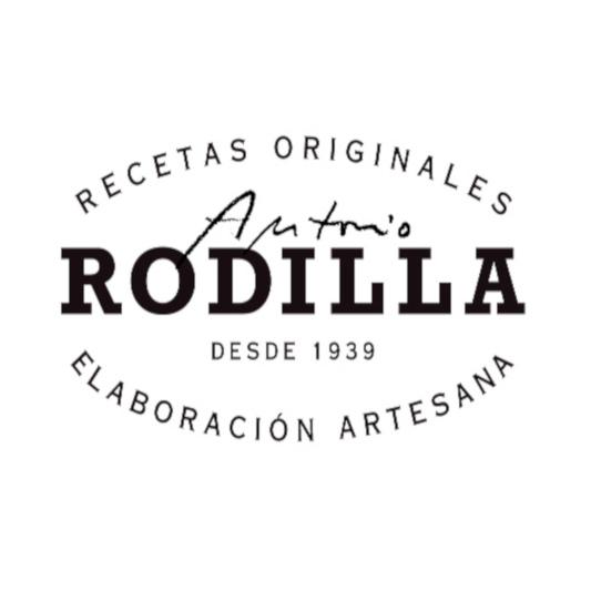 Merienda palmera de chocolate - Rodilla
